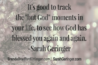 """But God"" with Sarah Geringer"
